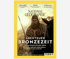 National Geographic Studentenabo