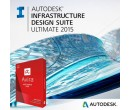 Autodesk Infrastructure Design Suite Ultimate 2015 mit Avira