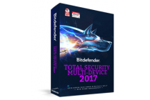 Bitdefender Total Security Multi Device 2017