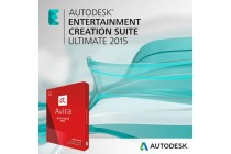 Autodesk Entertainment Creation Suite Ultimate 2015 mit Avira